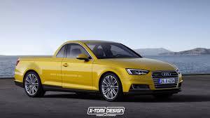 concept el camino 2016 audi a4 embraces the pickup treatment looks like a german el