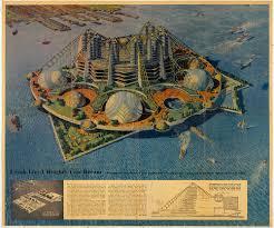 never built new york frank lloyd wright key plan for ellis island
