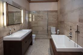 modern bathroom ideas what do you think of this bathrooms tile