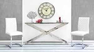 tavoli design cristallo tavoli in vetro accessori moderni e di design dalani e ora westwing