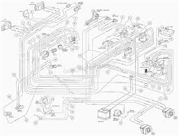wiring diagram wiring diagram for 1999 club car golf cart