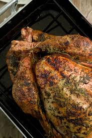 citrus and herb roasted turkey turkey 101
