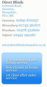 Wrexham Blinds Welcome Direct Blinds