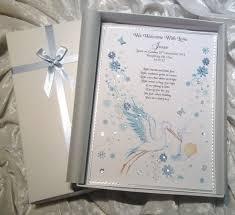 new baby boy congratulations card a luxury pe folksy