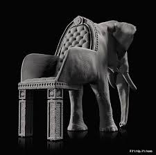 Hippo Chair Animal Chairs By Maximo Riera Now In Colors