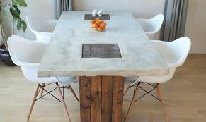DIY Dining Tables To Dine In Style - Making dining room table