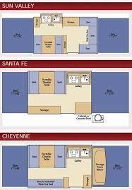 Fleetwood Travel Trailer Floor Plans Coleman Travel Trailers Floor Plans Coleman Motorhome Floor Plans