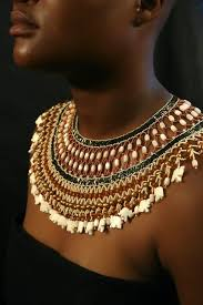 beaded collar necklace jewelry images This beadiful world dulceyheller gorgeous collar beadwork jpg