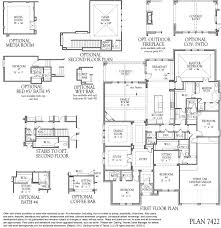 7422 floor plan at cypress creek lakes in cypress tx darling homes