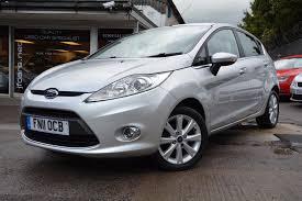 used ford fiesta cars for sale in bridgwater somerset motors co uk