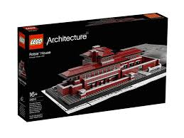 Robie House Floor Plan by Lego Architecture 21010 Robie House Amazon Co Uk Toys U0026 Games