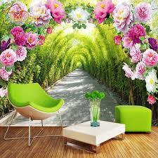 Wallpaper Livingroom by Online Get Cheap Livingroom Wallpaper Aliexpress Com Alibaba Group