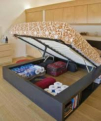 Under Bed Storage Ideas Home Design 79 Cool Room Divider With Doors