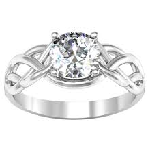 celtic engagement rings debebians jewelry newest solitaire engagement ring