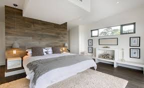Wooden Bedroom Design 20 Bedrooms With Wooden Panel Walls Home Design Lover
