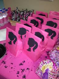 diamond party supplies barbie party i bought a different kind of gift bags don u0027t think my