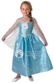 Anna Frozen Costume Halloween Fancy Dress Costumes Elsa And Anna Frozen Costume