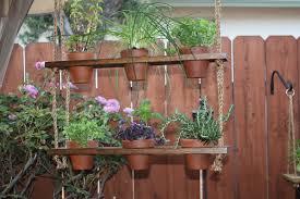 handmade hanging herb garden by which krafts custommade com