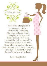 baby shower poems baby shower poems image poems for ba shower ba showers ideas 342 x