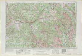 Craig Colorado Map by Leadville Topographic Maps Co Usgs Topo Quad 39106a1 At 1