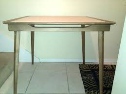 Folding Wood Card Table Check This Folding Card Table Chairs Kahinarte