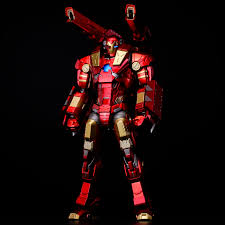 welcome to the chosen prime sentinel re edit modular iron man is