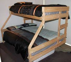 Urban Trio Bunk Bed Available Double Single Or Queen King Single - Queen single bunk bed