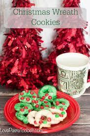 pinterest u0027teki 25 u0027den fazla en iyi christmas wreath cookies fikri