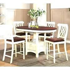 bar table with storage base counter height dining table with storage venkatweetz me