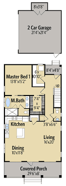 floor plans with 2 master suites coastal cottage with 2 master suites 51716hz architectural