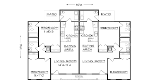 duplex floor plans 2 bedroom part 22 house free ripping corglife