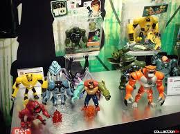 toy fair 2011 bandai ben 10 ultimate alien collectiondx