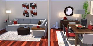 townhouse interior design project 3d online room planner