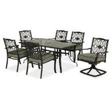 fascinating decorating black iron dining set with grey lowes patio