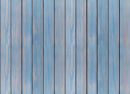 blue stained wooden boards seamless texture