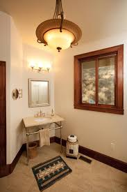 eclectic bathroom ideas photos hgtv eclectic bathroom with large decorative hanging light