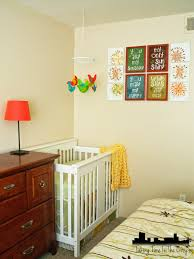 Ideas For Decorating Nursery Tour Corner Nursery In A Master Bedroom Cute Ideas For