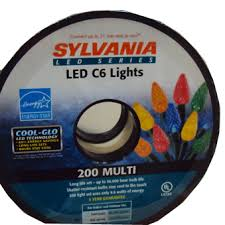 lights led lights sylvania led 200 c6 reel multi