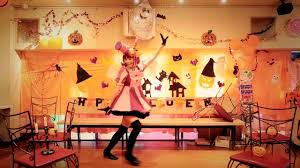 halloween dance party background happy halloween mirror dance youtube