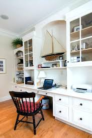 Custom Home Office Cabinets In Home Office Built In Ideas