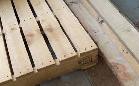 my simple pallet bench the j20 jeepster