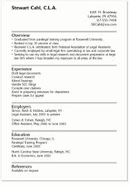 Example Of A College Resume by Example Of Resume Objective To Inspire You How To Create A Good