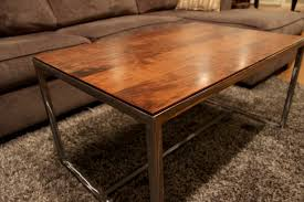build an industrial coffee table johnmalecki com