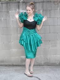 80s prom dress ideas new dress a day diy 80s prom dress upcyclec craft stuff