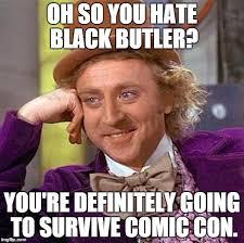 Comic Con Meme - creepy condescending wonka meme imgflip