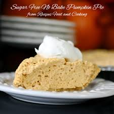sugar free pumpkin cheesecake pie recipes food and cooking