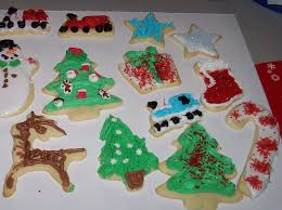 nibbles of tidbits a food blogchristmas cookie decoration ideas
