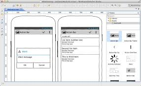 android studio ui design tutorial pdf create android wireframes mockups and prototypes wireframesketcher