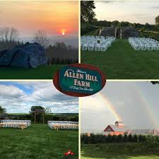 Barn Wedding Venues Ct Event Catering At Allen Hill Farm Brooklyn Ct B U0026 M Catering
