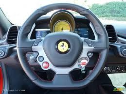 458 italia steering wheel 2011 458 italia beige steering wheel photo 53979916